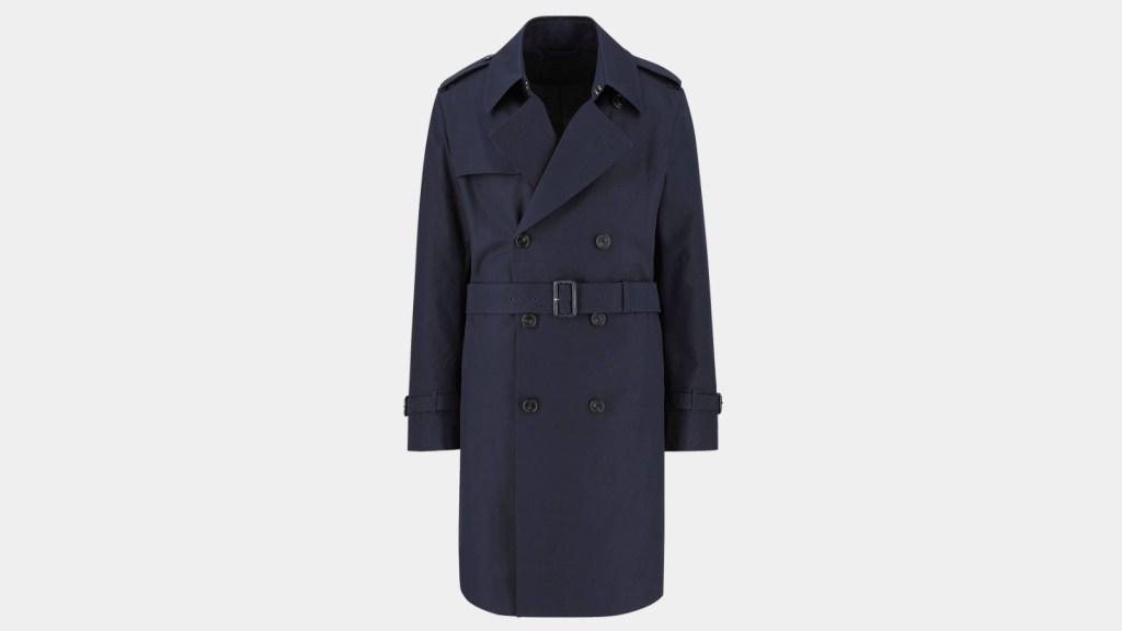 Uniqlo Men's Trench Coat