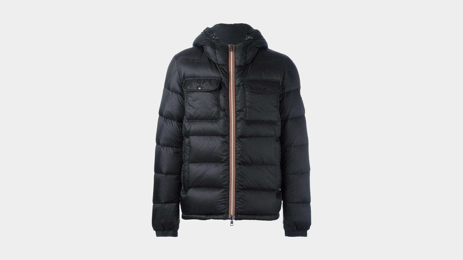 best mens winter coats - Moncler Morane Mens Winter Coat