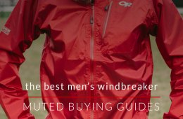 The Best Men's Windbreaker Jackets