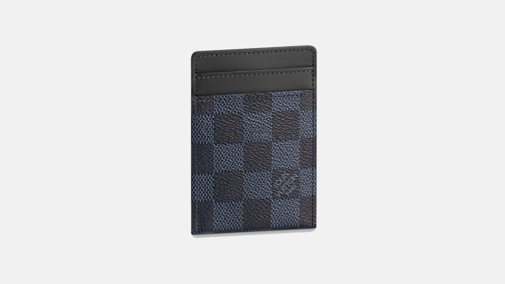 Luis Vuitton Best Men's Money Clip