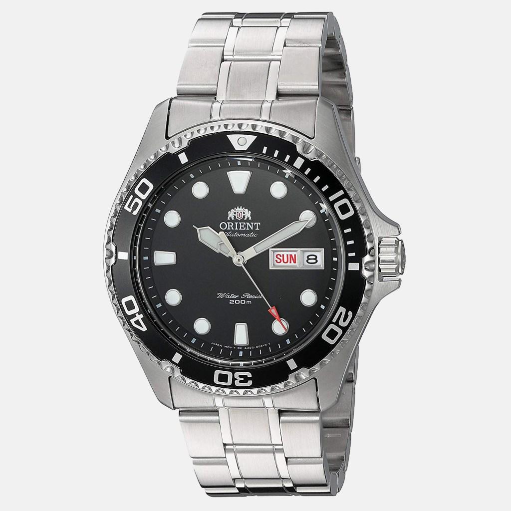 Orient Mako II Best Men's Watches Under $300