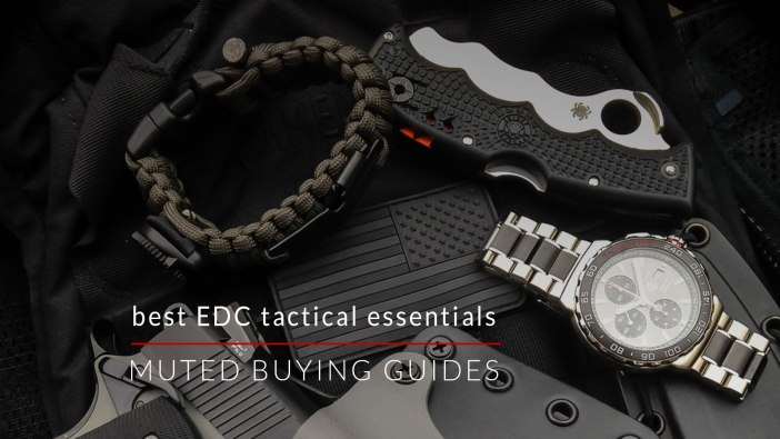 THE BEST EVERYDAY CARRY TACTICAL ESSENTIALS
