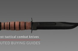 best tactical combat knives