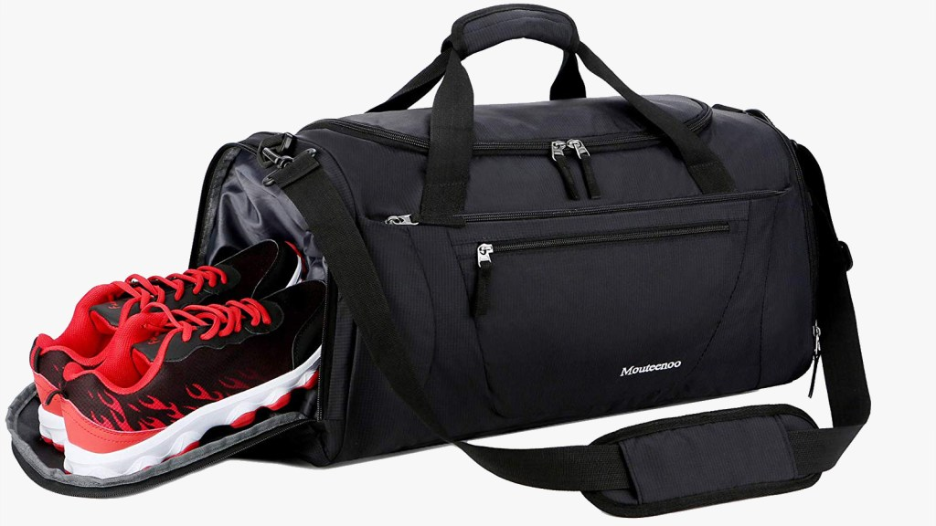 Mouteenoo  Best Gym Bag For Men