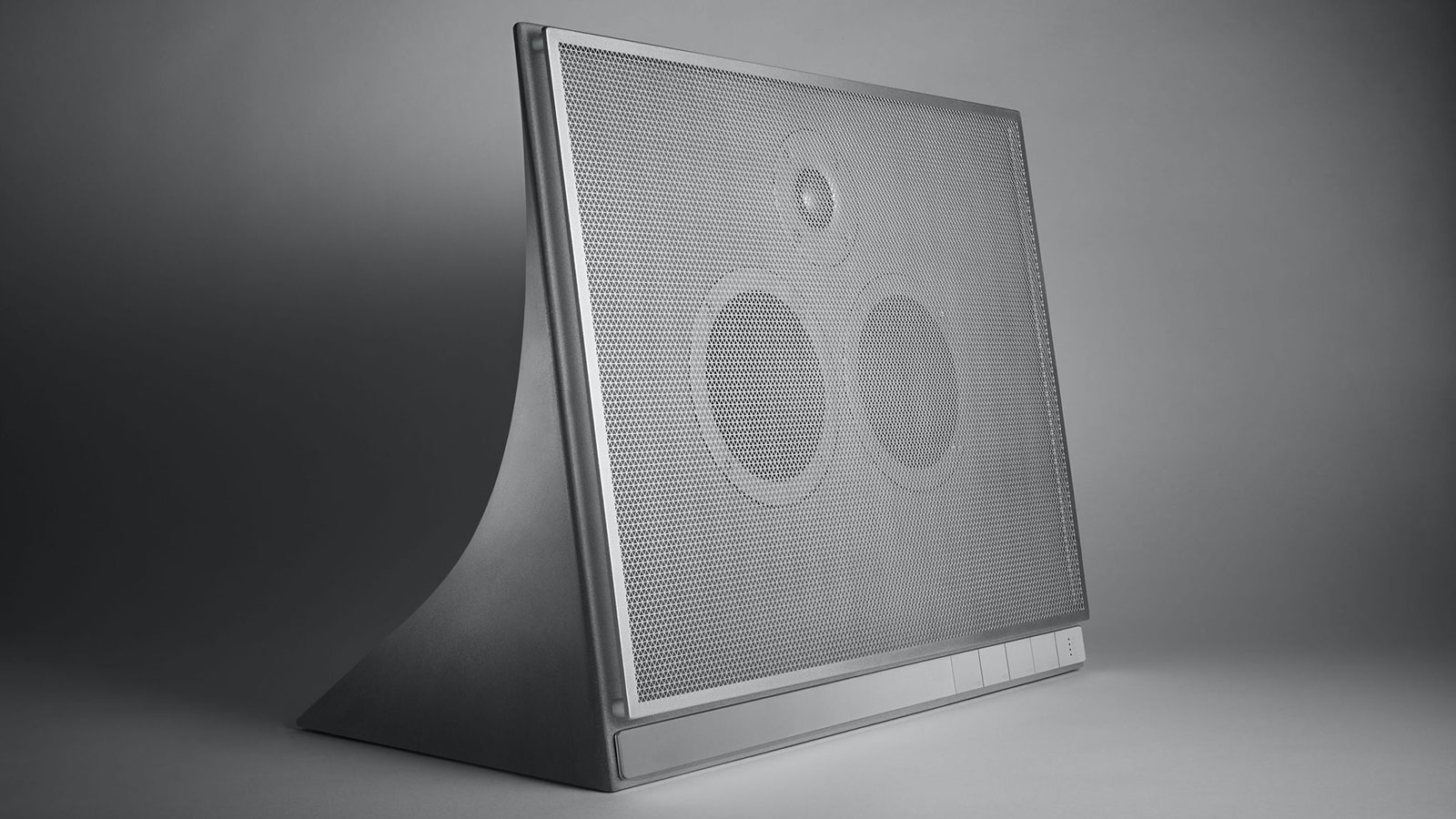 MASTER & DYNAMICS MA770 WIRELESS SPEAKER IS MADE FROM CONCRETE