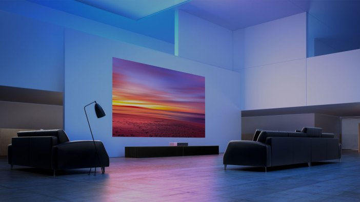 XIAOMI MI LASER PROJECTOR IS AN AFFORDABLE CINEMA QUALITY PROJECTOR