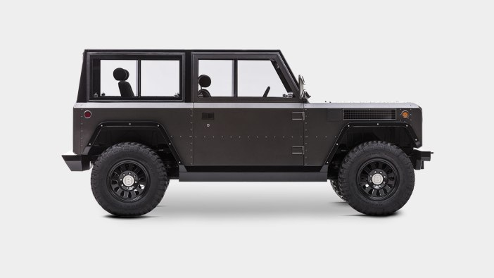 BOLLINGER B1 ALL-ELECTRIC SUV