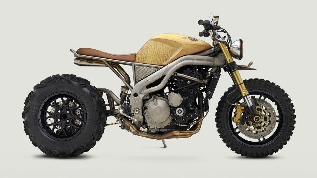 Classified Moto Frank Motorcycle