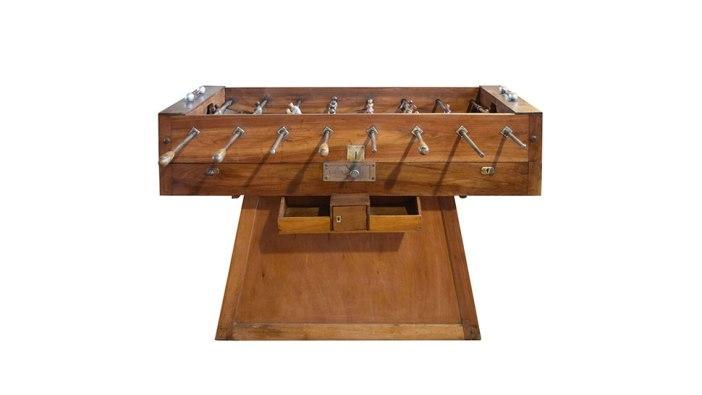 1930'S ITALIAN FOOSBALL TABLE