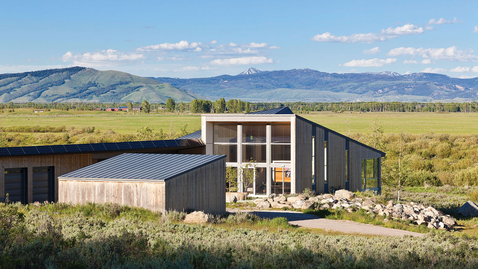 Fish Creek Home X Dynia Architects