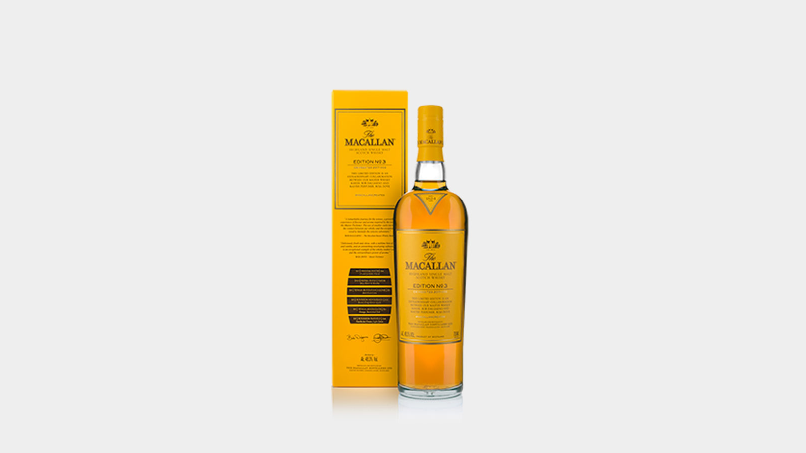 Macallan Edition No. 3 X Roja Dove