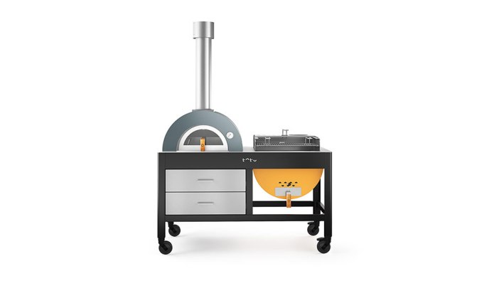 TOTO GRILL OVEN
