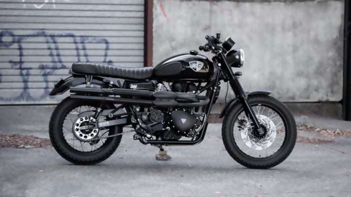 'PAMELA' THE SCRAMBLER BY THE DEATH DOLLECTIVE