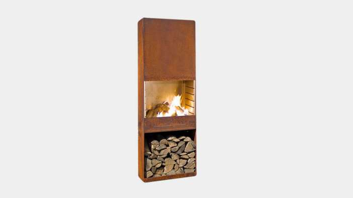 TOLE K60 OUTDOOR FIREPLACE