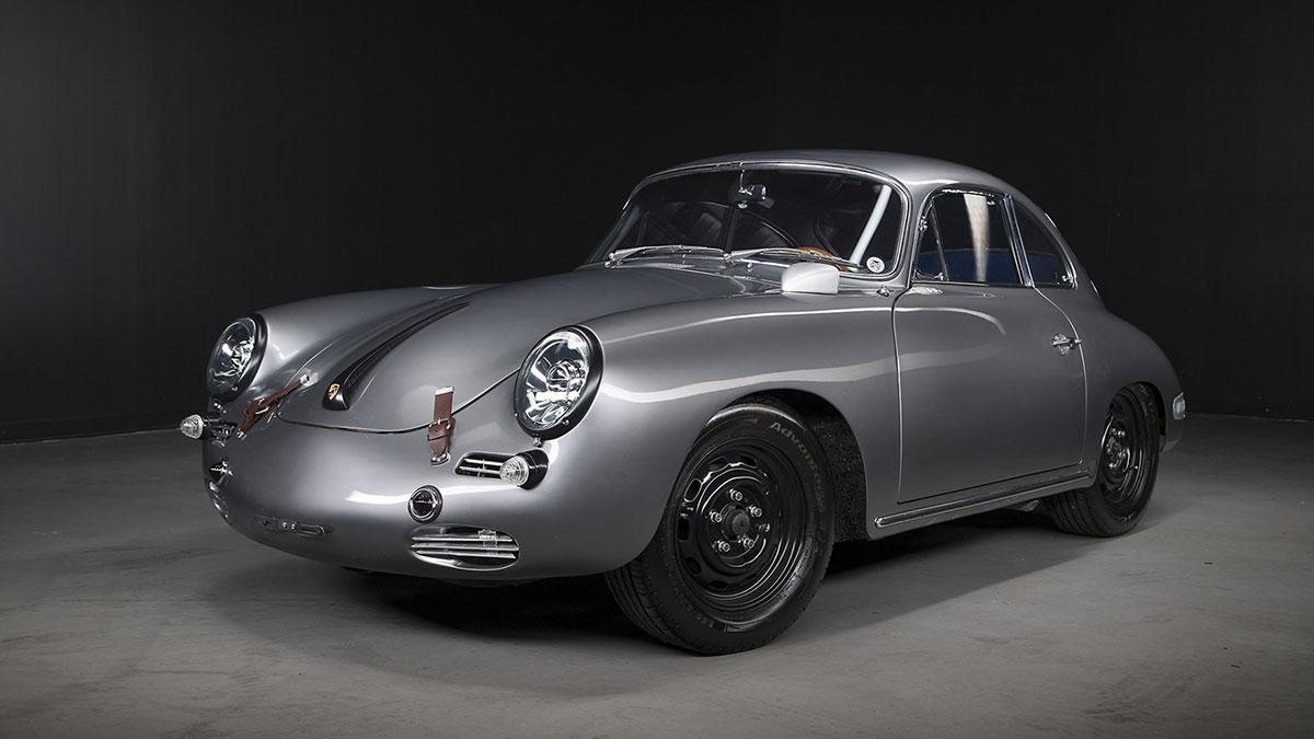 Auction: 1965 Porsche 356 Outlaw