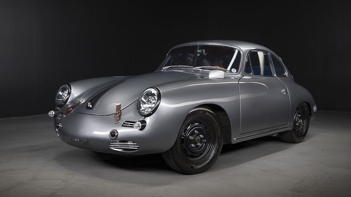 Auction: 1965 Porsche 356 Outlaw