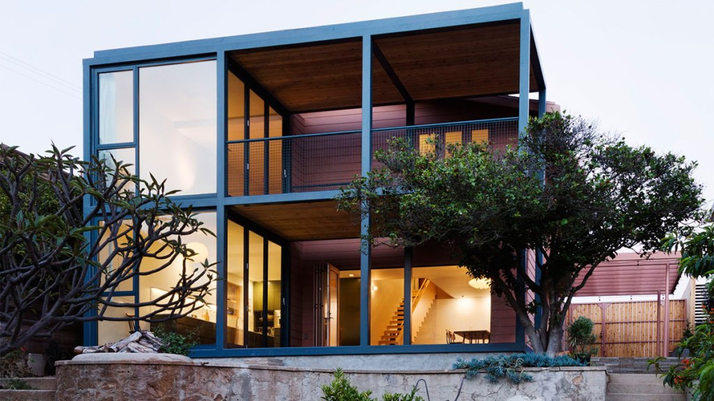 Echo Park Bungalow By Productora Architects