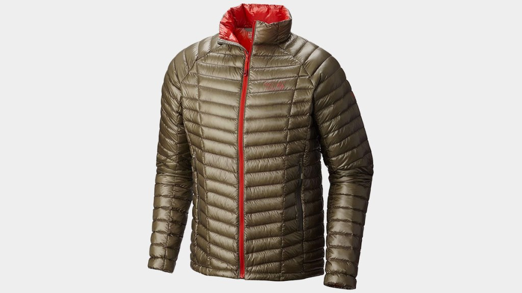 Mountain Hardwear Men's Ghost Whisperer Jacket