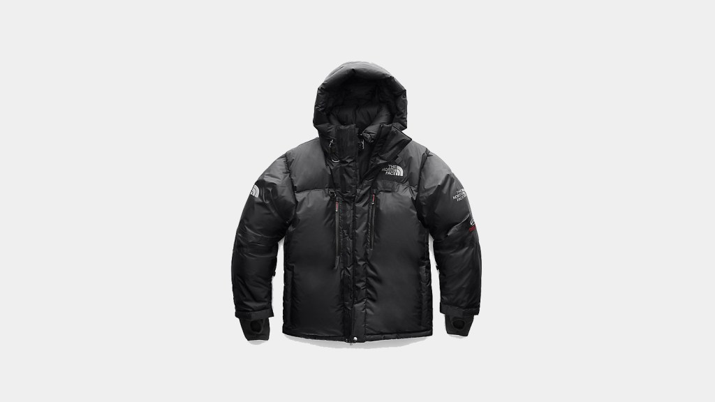 North Face Himalayan Warmest Winter Coats for Men