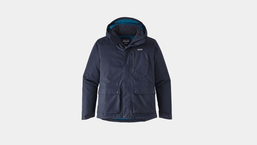 Patagonia Warmest Winter Coats for Men