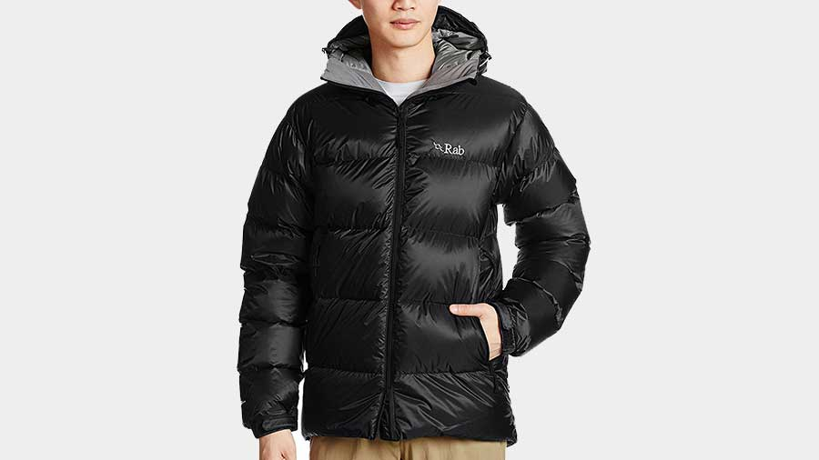 rab | warmest winter coats for men