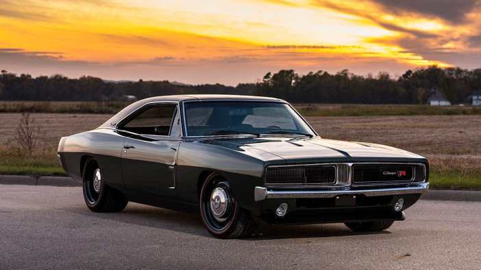"""""""Defector"""" 1969 Dodge Charger"""