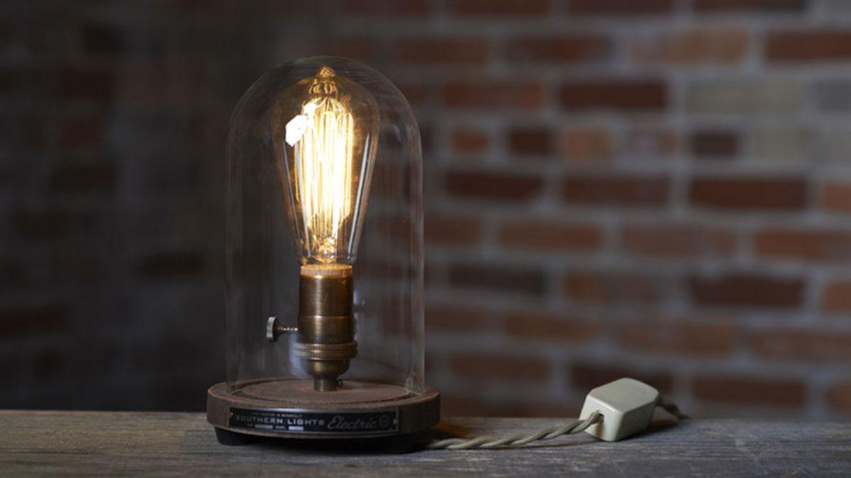 The Original Bell Jar Table Lamp