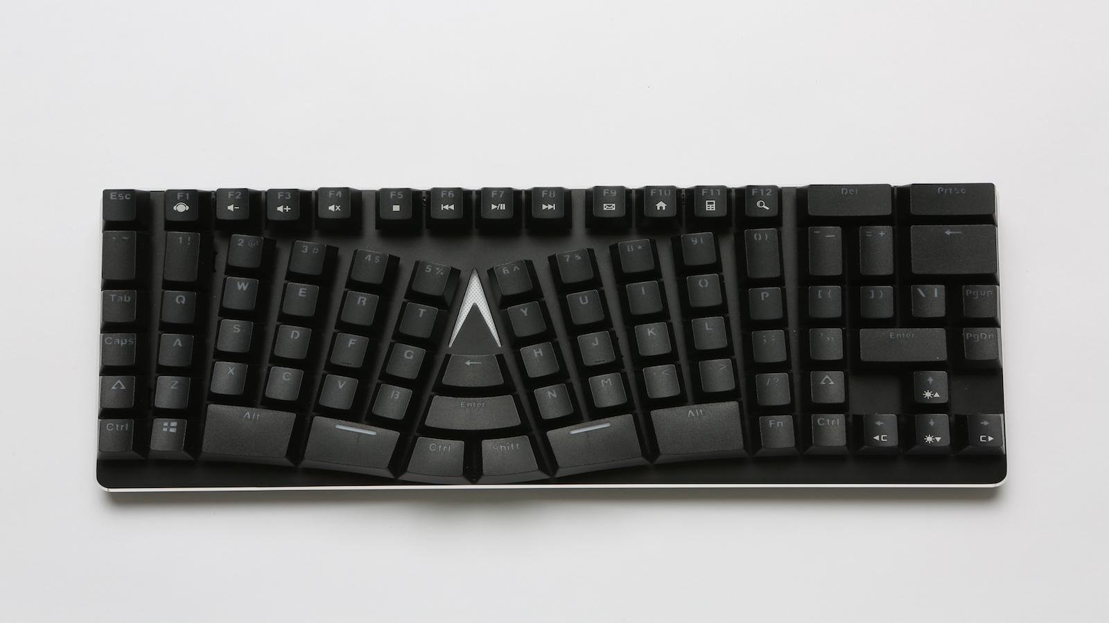 X BowsWhite Keyboard