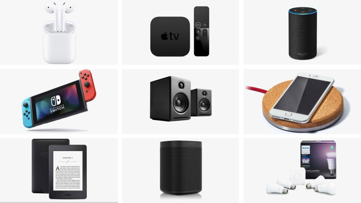 10 TECH GIFTS FOR MEN