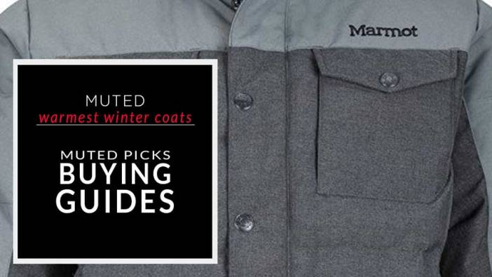 Warmest Men's Winter Coats