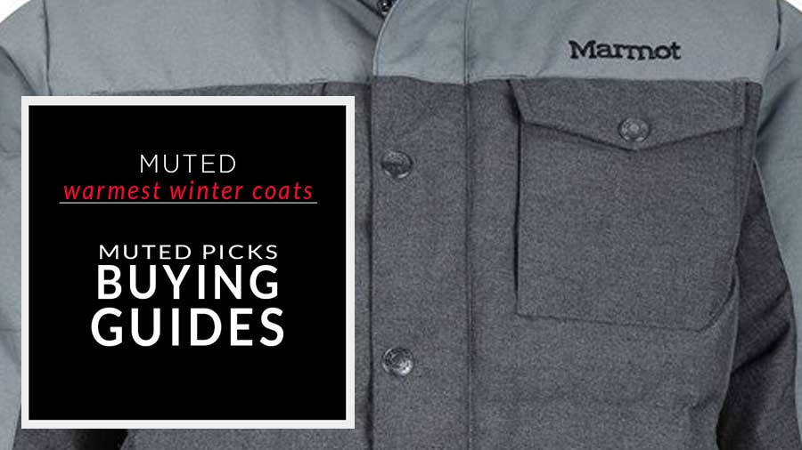 Winter Heat Wave: 16 of the Warmest Winter Coats for Men