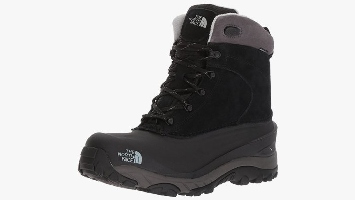 The North Face Best Mens Winter Boots For Extreme Cold Weather