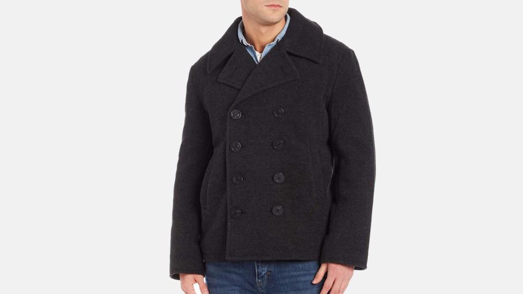 Alpha Industries Best Pea Coats For Men
