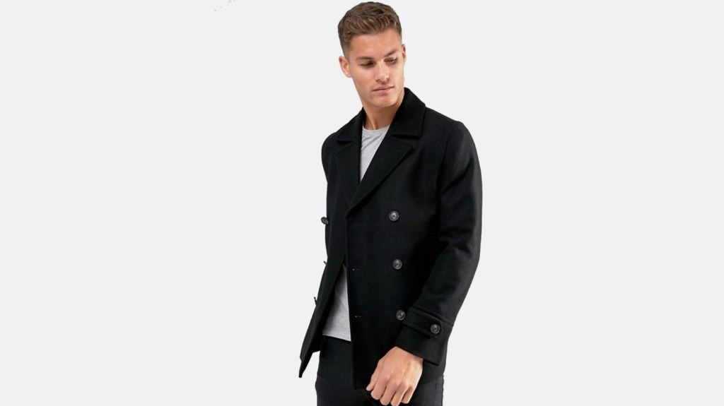 Asos Best Pea Coats For Men