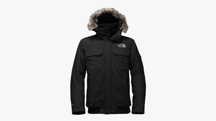 best mens winter parka by the north face