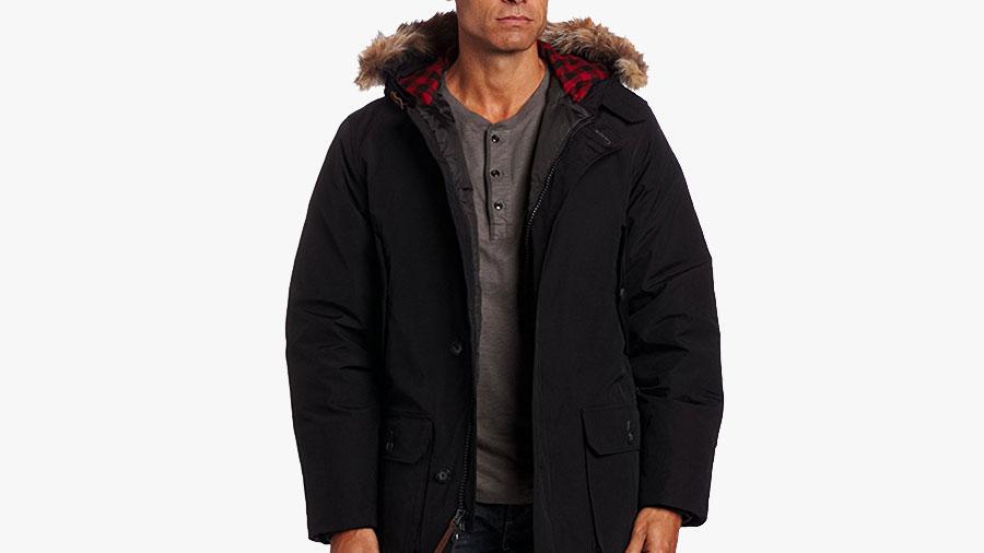 best mens winter parka by woolrich