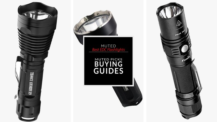 4 OF THE BEST FLASHLIGHTS MONEY CAN BUY
