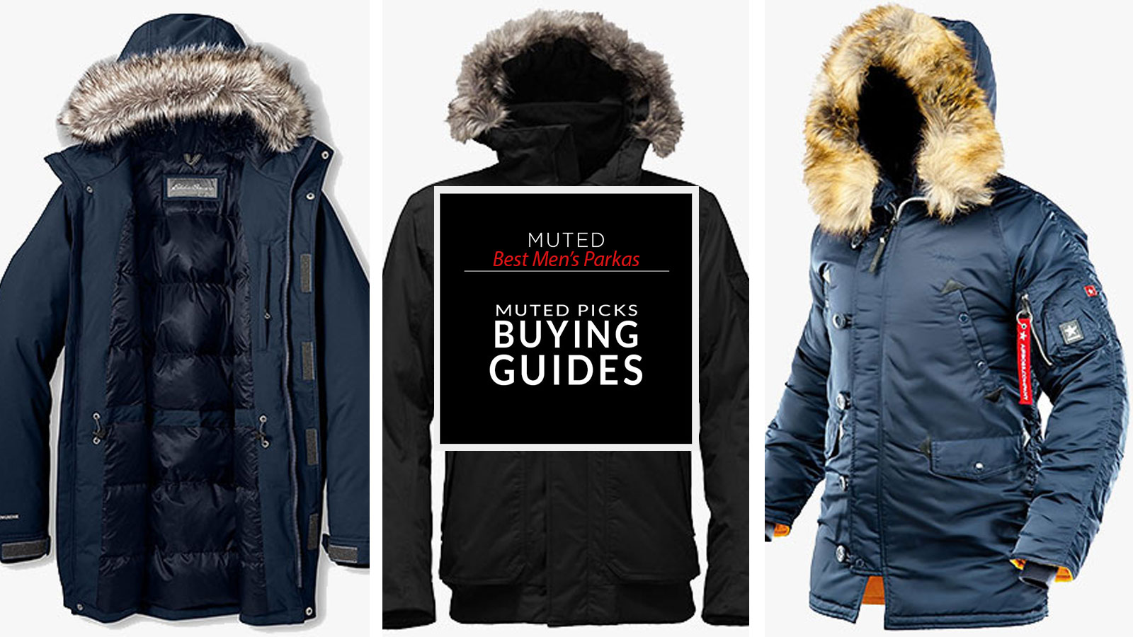 best mens parkas for winter