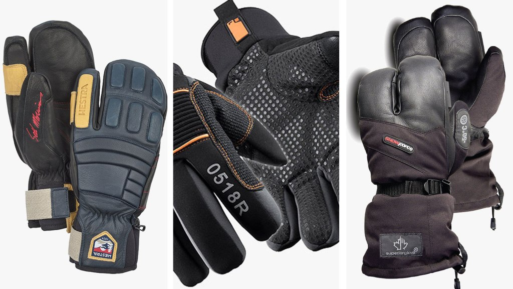 best mens winter gloves extreme cold