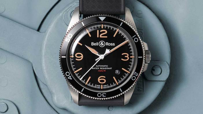 Bell & Ross BR V2-92 Heritage Watch – A Thing of Beauty