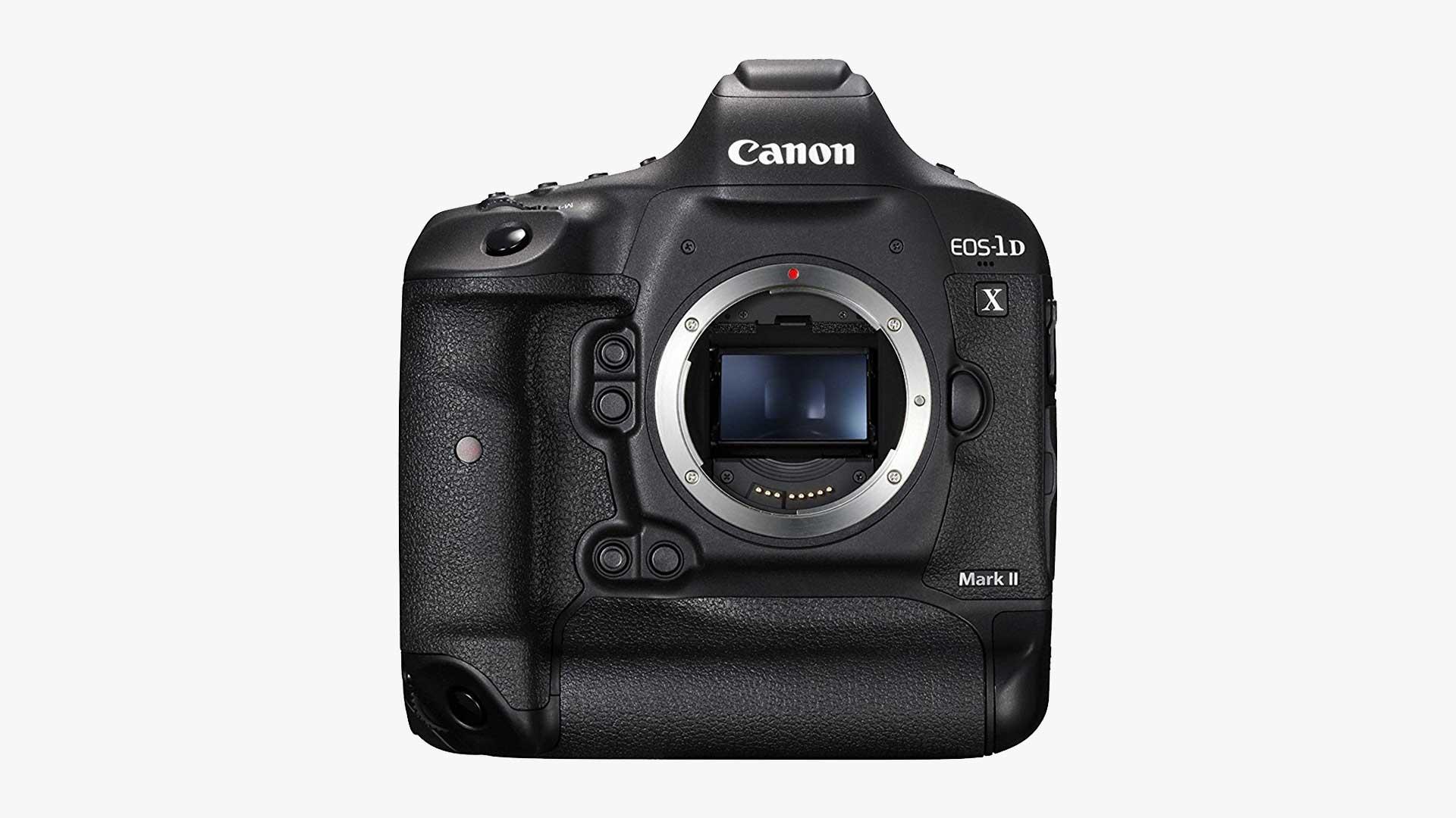 Canon 1DX Mark II DSLR Camera