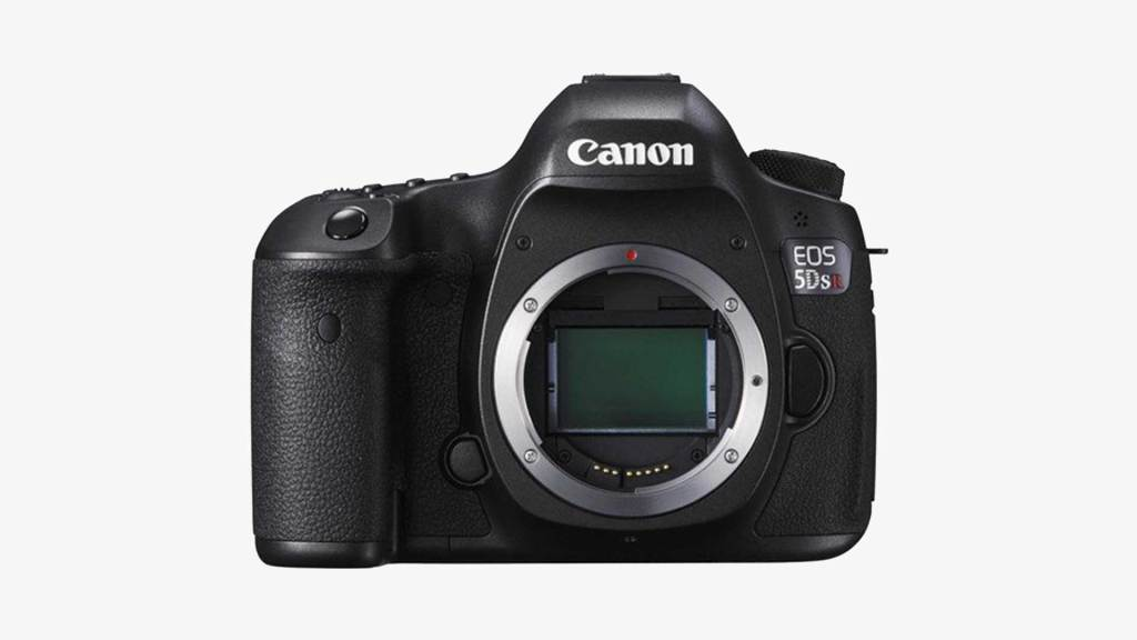 best full frame cameras - Canon EOS 5D Mark IV