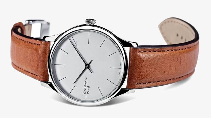Christopher Ward C5 Malvern 595 – The Thin Mechanical Watch You've Been Looking For