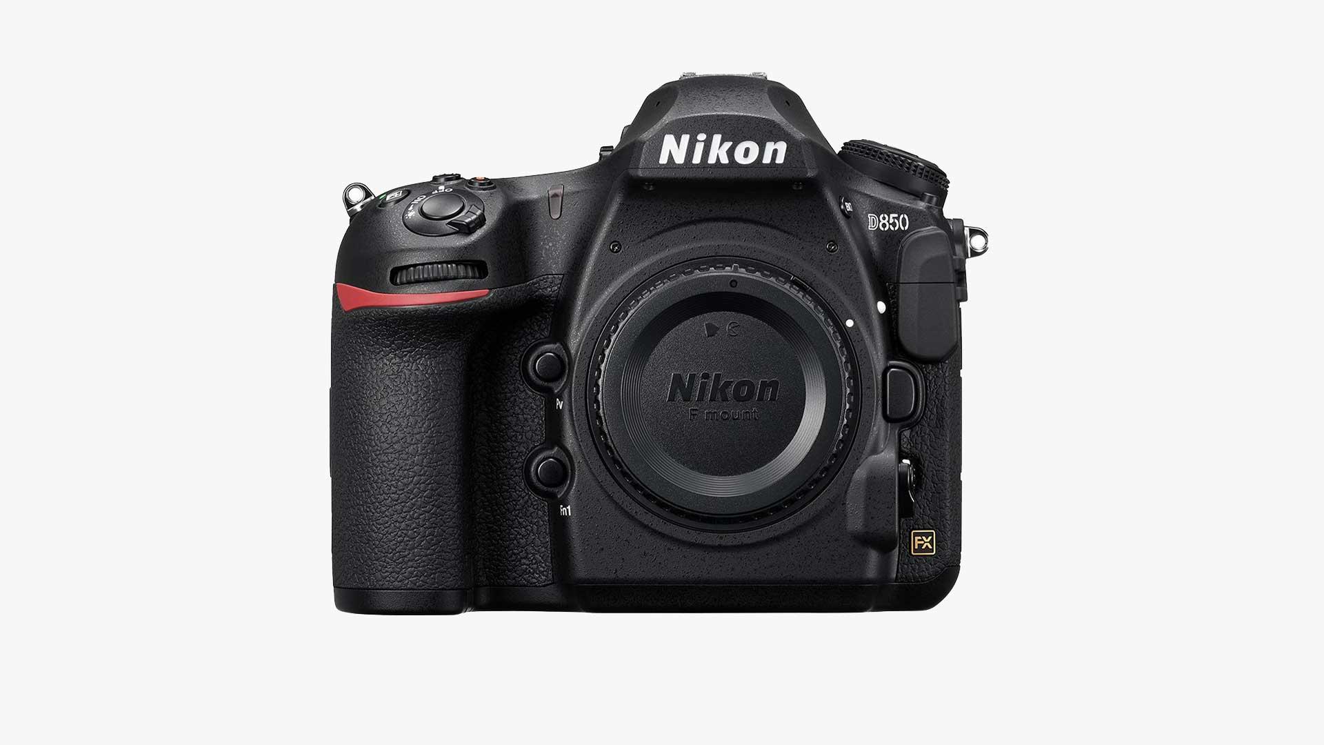 Nikon D850 DSLR Camera