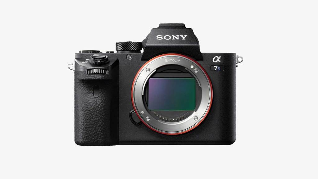 best full frame cameras - Sony A7S II Camera