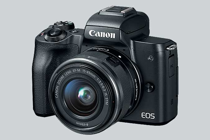 Soon To Be Released Canon EOS M50 Has 4K Video