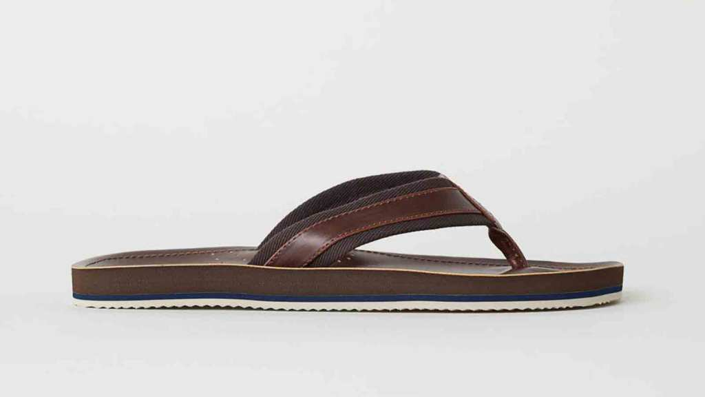 H&M Best Men's Flip Flops