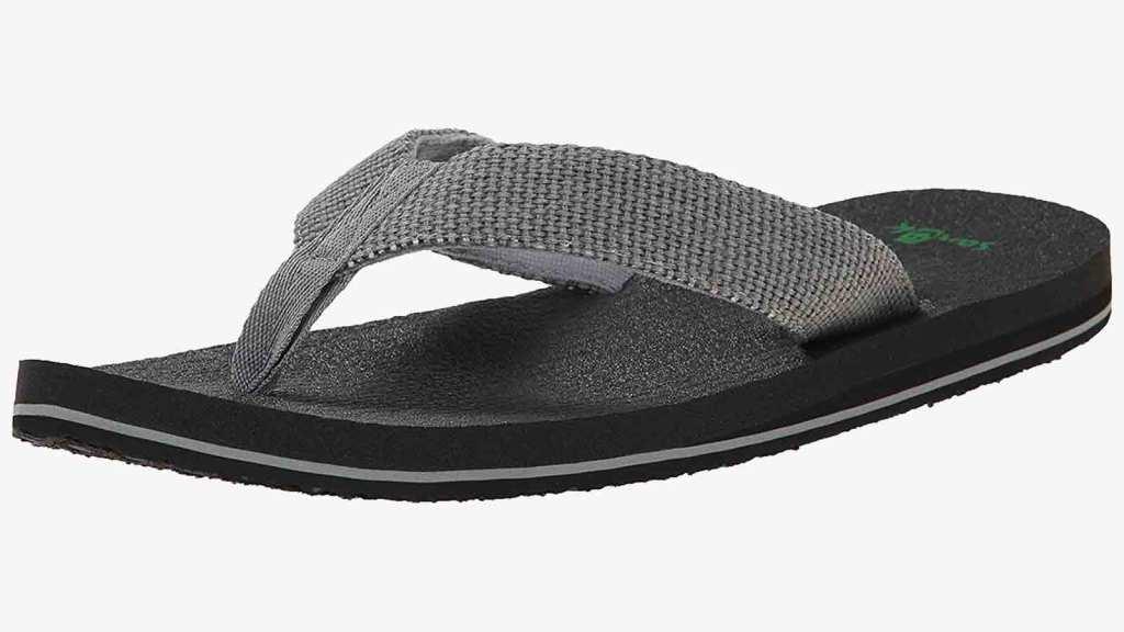 Sanuk Yogi Best Men's Flip Flops