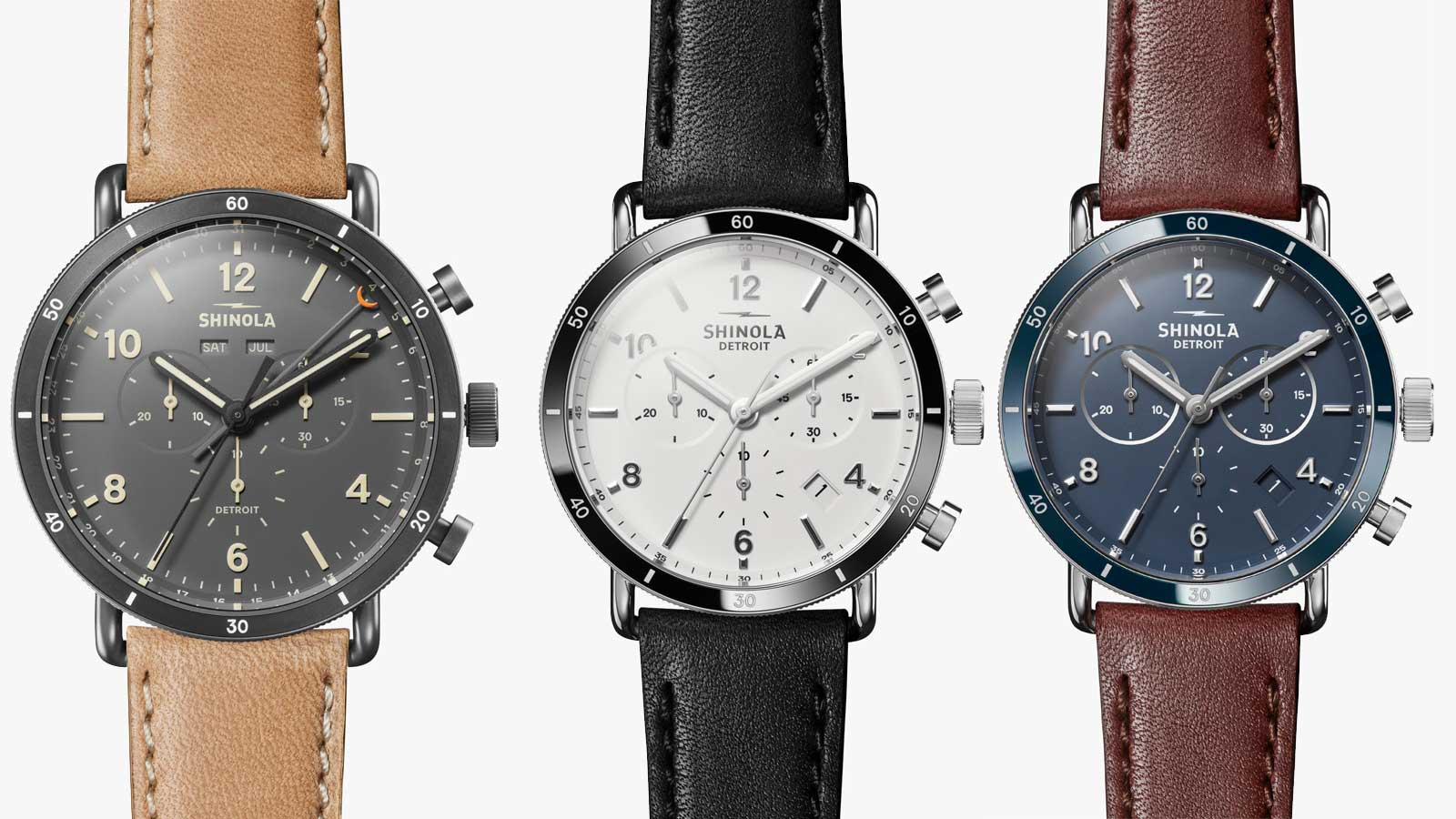 The Shinola Canfield