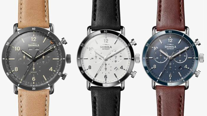 The Shinola Canfield Sport – Their Most Complicated Movement To Date